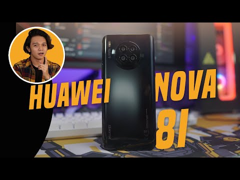 Huawei Nova 8i, Satu FENOMENA BARU dengan SPESIFIKASI MENGEJUTKAN