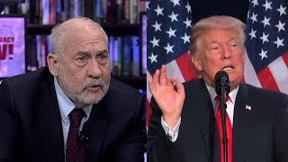 Nobel Prize-Winning Economist Joseph Stiglitz: Trump Tax Plan to Worsen Inequality, Expand Loopholes