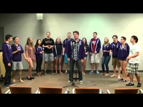 Take Me To Church / Bottom Of The River (Hozier / Delta Rae A Cappella Cover)