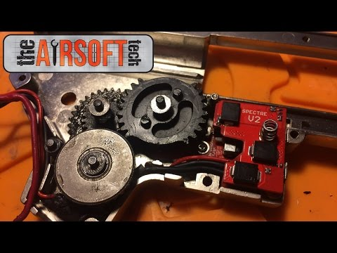 How to Flawlessly Shim Your Airsoft Gearbox