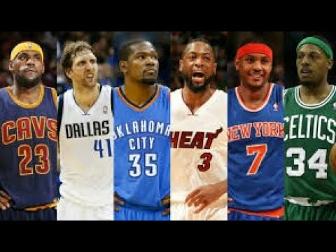 This list is 100 perfect!!! top 10 Nba playoff performers