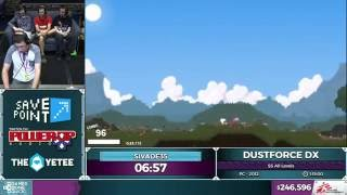 Dustforce DX by Sivade35 in 1:03:36 - SGDQ 2016 - Part 59