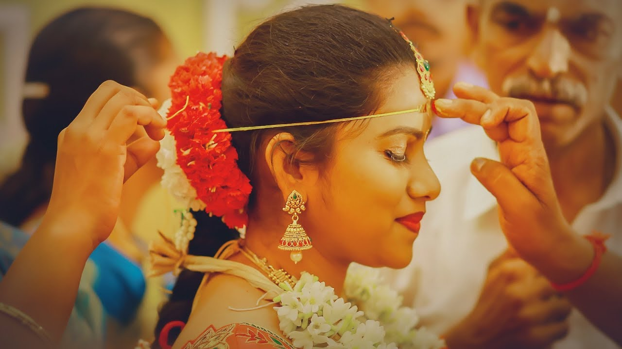 Traditional Tamil Wedding Video L Anoop Sukanya Youtube