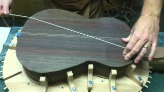 Classical guitar making. My 24th guitar build