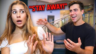 Acting Scared Of My Boyfriend!