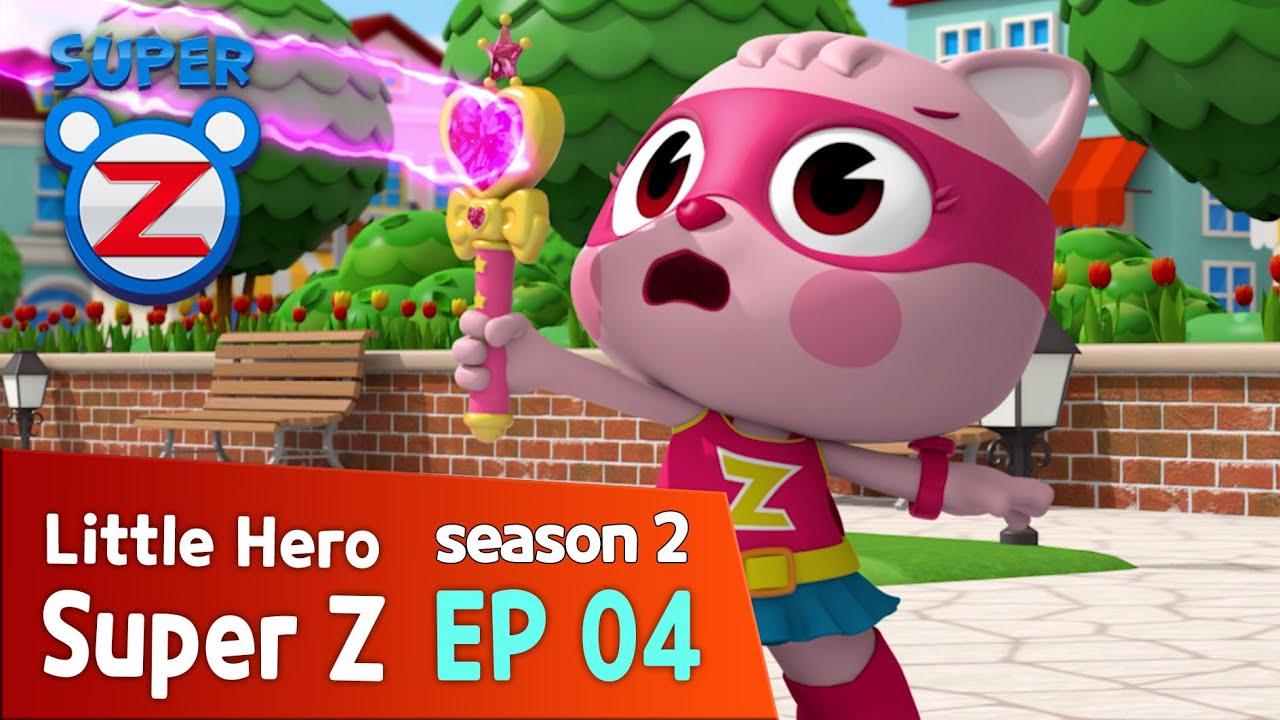 [Super Z 2] Little Hero Super Z New Season l episode 04 l Give Pinocchio's Nose Back