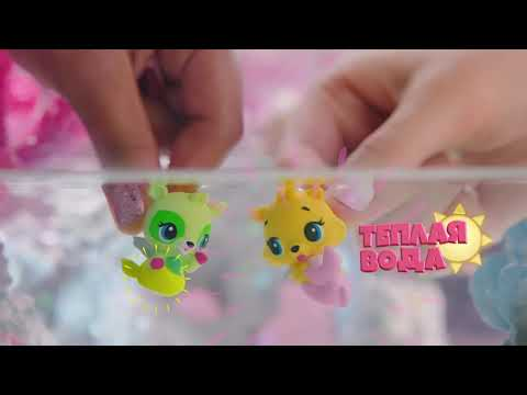 """видео: Hatchimals 6045505 Хэтчималс игровой набор """"Коралловый дворец"""""""