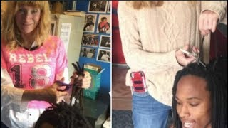 'They don't know Sally': Black teen defends white woman who cut his dreadlocks