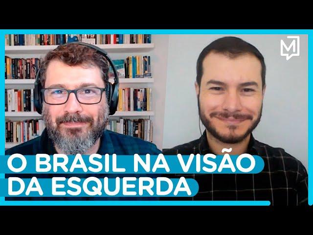 Conversas: Juliano Medeiros e a visão da esquerda sobre a história recente do país