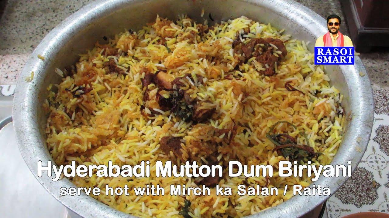 recipe: mutton dum biryani recipe in hindi [7]