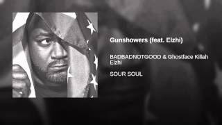 Gunshowers (feat. Elzhi)
