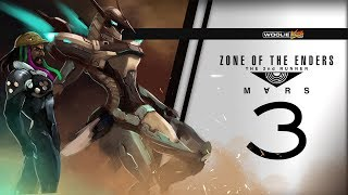 Woolie VS Zone of the Enders: The 2nd Runner - M∀RS (Part 03)