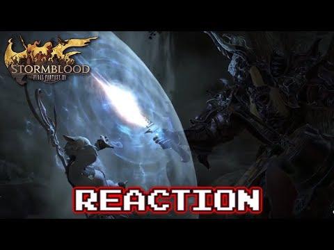 Tragedy at Rhalgr's Reach - FFXIV Stormblood - Krimson KB Reacts