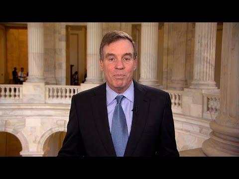 Sen. Mark Warner on new FBI director, Comey hearing