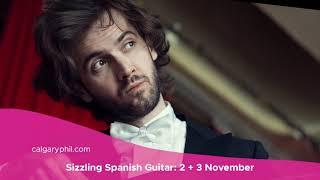Calgary Philharmonic Orchestra / November 2018 Highlights