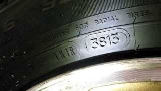 How to check how Old a Tire is
