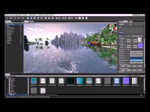 Presentation: Changyou Open Source 3D Game Engine (GDC 2014)