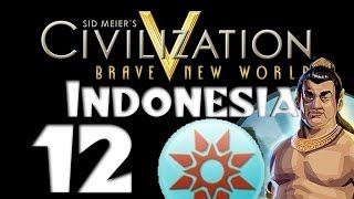 Civilization 5: Indonesia / Archipelago - #12