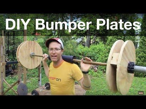 DIY Bumper Technique Plates