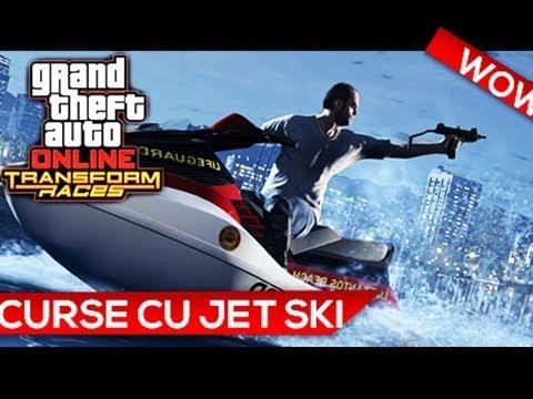 Cât De Tare e JET Ski-ul Ăsta ! Curse cu VLAD pe GTA !