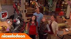 5-Minuten-Episoden | iCarly | Ein Schrottbaum zu Weihnachten | Nickelodeon Deutschland