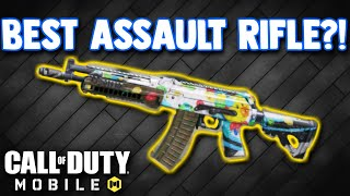 The Best Assault Rifle In COD Mobile!