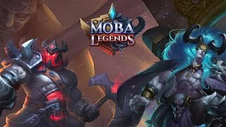 "MOBA Legends - ""AWESOME NEW MOBA GAME!"" New iOS / Android Game! HD Gameplay Walkthrough!"