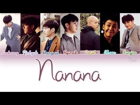 BTOB (비투비) - NANANA (나나나 Lyrics (Color Coded/ENG/ROM/HAN)