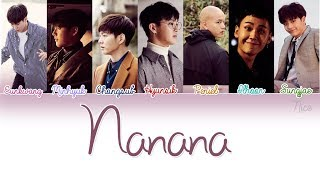 BTOB (???) - NANANA (??? Lyrics (Color Coded/ENG/ROM/HAN) MP3