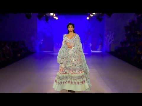 Rahul Mishra | India Couture Week 2017