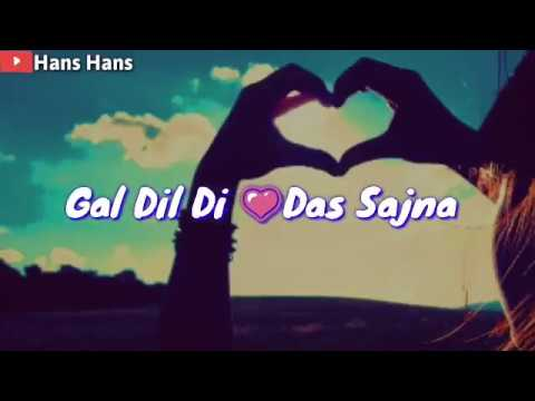 Download】New Punjabi Sad Song Whatsapp Status Video