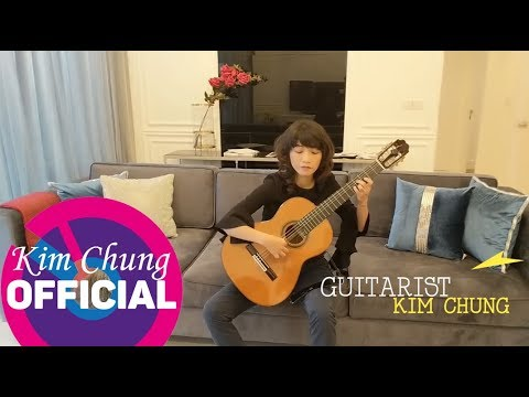 Ave Maria - Franz Schubert - Guitarist Kim Chung