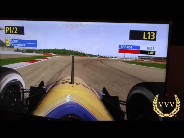 F1 2013 Developer Chat