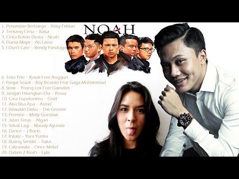 Lagu Indonesia Terbaru Juli 2017 - Tangga Lagu TOP 20
