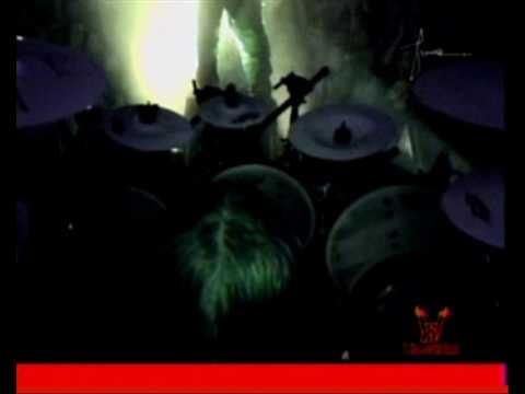 Slipknot Backstage & (sic) Live Proshot - Uranium 2004  - Ph