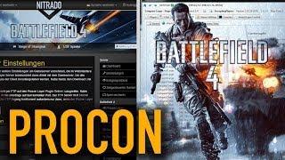 Procon Layer für Battlefield 4 - Nitrado Tutorial
