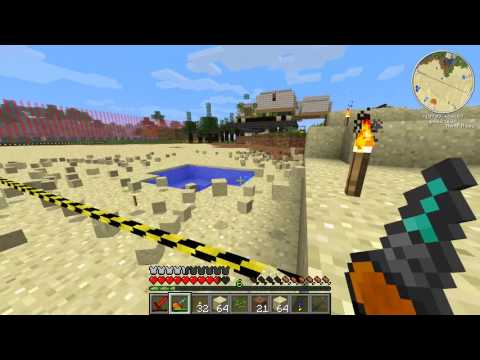 Minecraft 1.2.5 Sezon Retro (S3) #27 - Magazyn lawy i filler