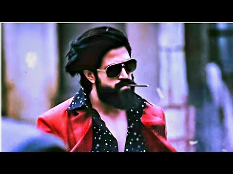 KGF Attitude Dialogue Hindi Rocking Star Yash 😎 WhatsApp Status Video #AttitudeStatus