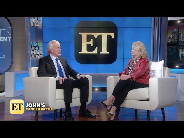 John Tesh and Mary Hart Reunion - Entertainment Tonight