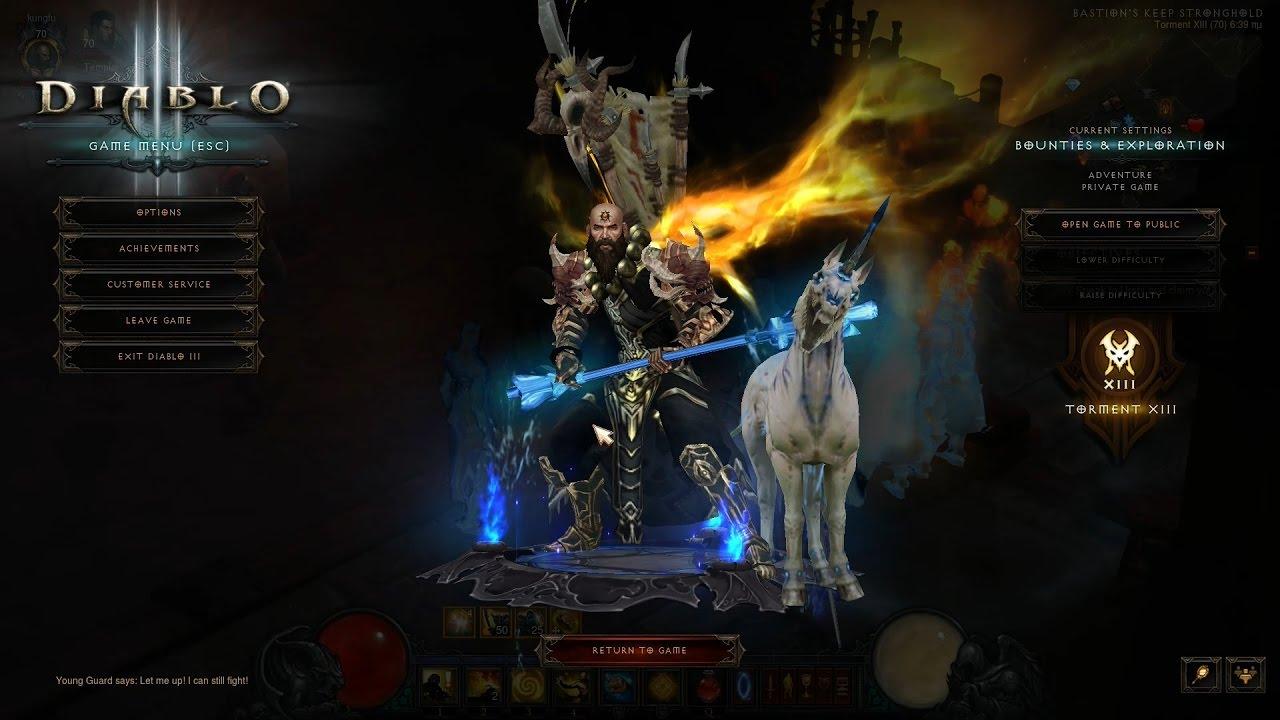 how to get ancient gear diablo 3 2.3