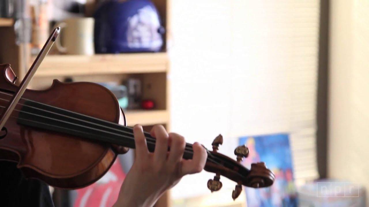 Nicola Benedetti: NPR Music Tiny Desk Concert