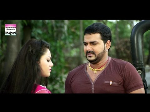 Love Scene | Pawan Singh, Tannu - BHOJPURI MOVIE