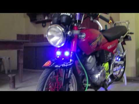 My Yamaha STX Mods