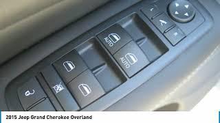 2015 Jeep Grand Cherokee Gainesville GA G038019A
