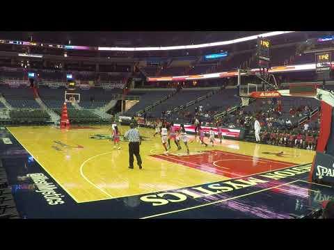 TEAM SOL Shepherd  vs Lady Prime Baby Ballers 2018 4th grade Championship pt 1