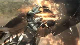 metal gear rising chapter r 00 revengeance mode no damage s rank