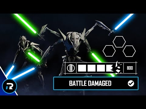 General Grievous Deep Dive (Abilities, Skins, Emotes) - Star Wars Battlefront 2 thumbnail