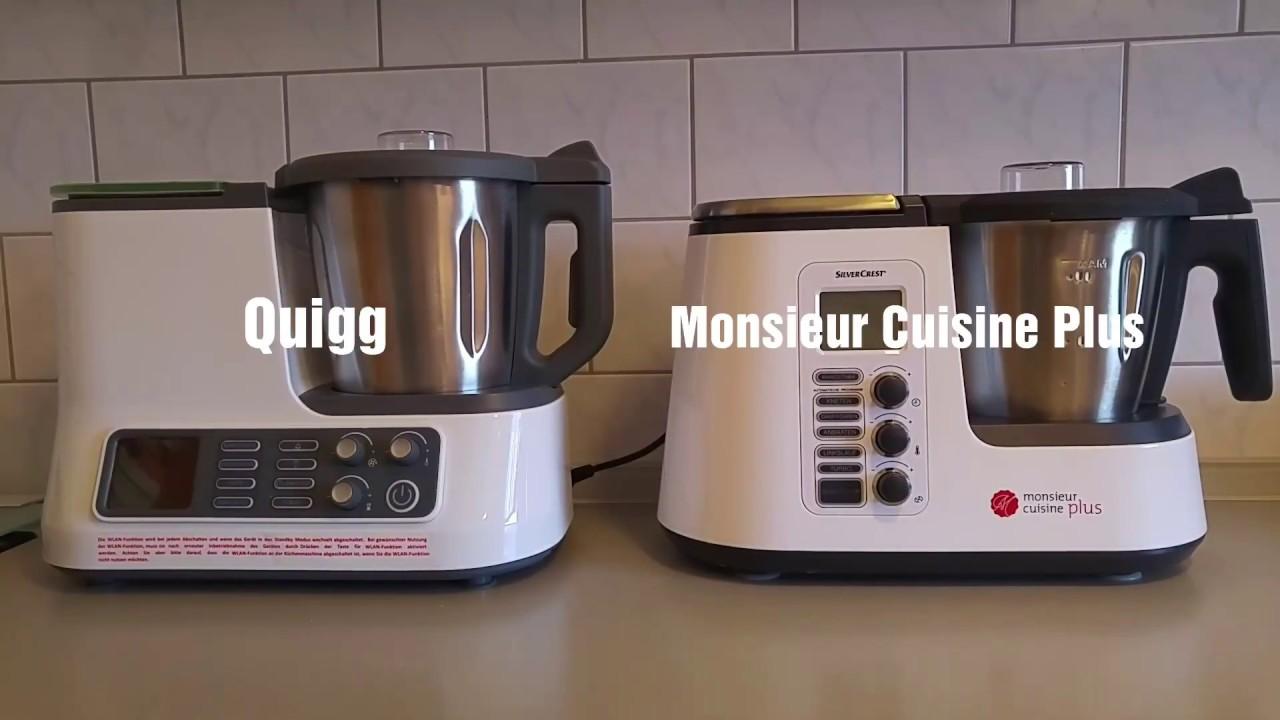 Quigg Ambiano Kuchenmaschine Mit Wlan Funktion 2017 Monsieur