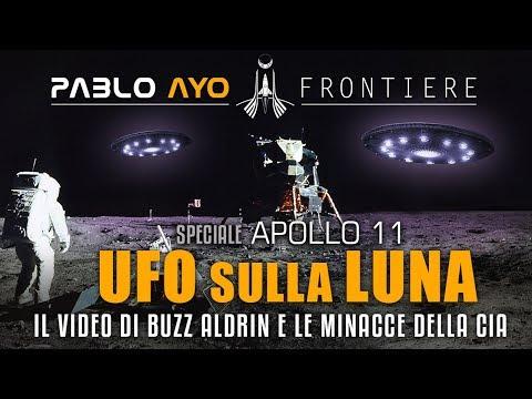 Speciale Apollo 11: UFO sulla Luna - il video di Buzz Aldrin