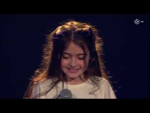 """THE VOICE KIDS GERMANY 2018 - Anisa - """"Happy"""" - FINALE - Team MARK"""